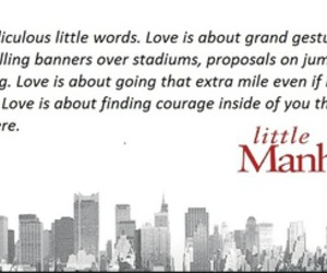 little manhattan and love image
