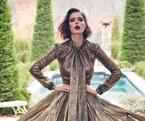 Coco Rocha and model image