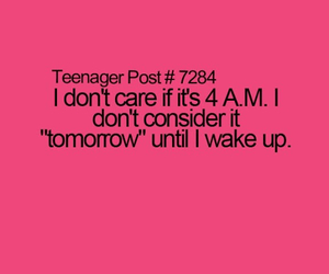 tomorrow and teenager post image
