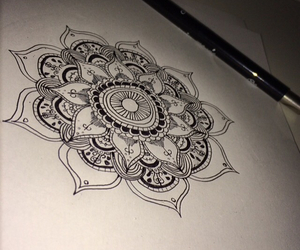 beautiful and mandala image