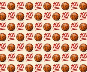 100, Basketball, and sports image
