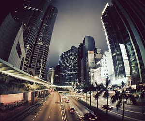 city, photography, and night image