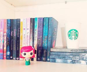book, reading, and bookshelf image