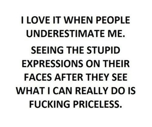 quotes, priceless, and underestimate image