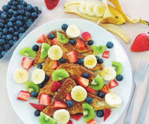 fruit, berries, and delicious image
