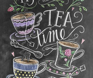 tea and quotes image