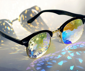 glasses, sunglasses, and cool image