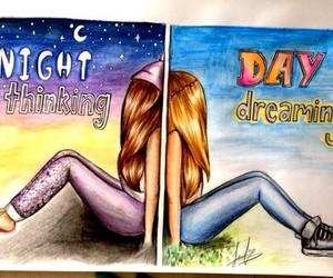 day, Dream, and girl image