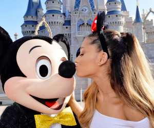 disney world and mickey mouse image