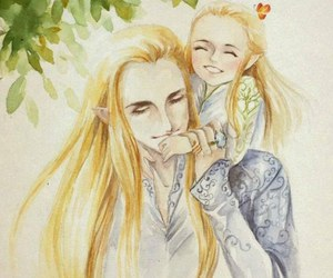 Legolas and thranduil image