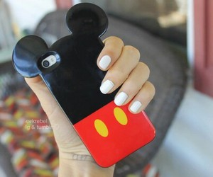 case, mickey, and disney image