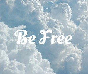 be, clouds, and free image