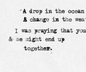 Lyrics, song, and quote image