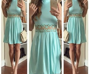 dress, cute, and clothes image