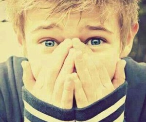 boy, eyes, and benjamin lasnier image