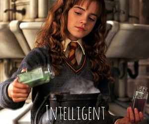 harry potter, hermione granger, and intelligent image