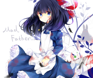 game, mad father, and aya drevis image