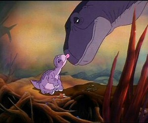 dinosaur and land before time image