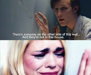 billie piper, eleventh doctor, and doctor who image