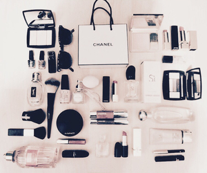 beauty, chanel, and products image