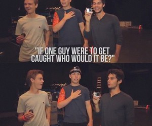 will poulter, thomas brodie-sangster, and dylan o'brien image