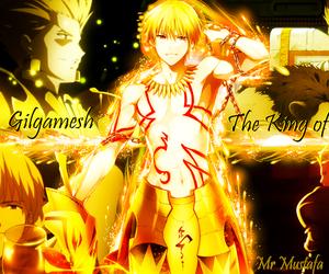 anime and fate zero image