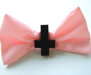 pink and cross image