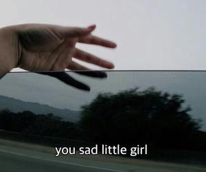 girl, sad, and sadgirl image