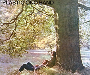 john lennon and plastic ono band image