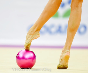 gymnastics and rhythmic gymnastics image