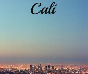 california, cali, and city image