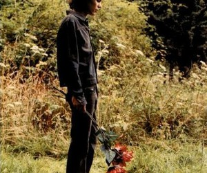 ville valo, flowers, and him image