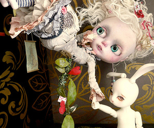 alice, blythe, and doll image