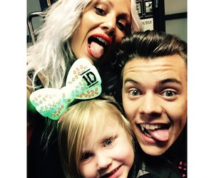 Harry Styles, lux, and one direction image