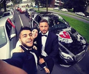 boy, bolide, and mariage image