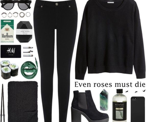 clothes, style, and Polyvore image