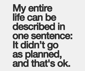 quotes, life, and ok image