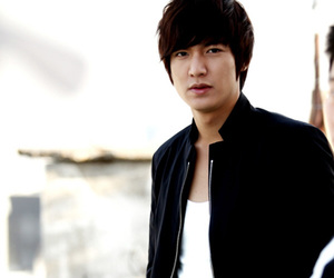 city hunter and lee min ho image