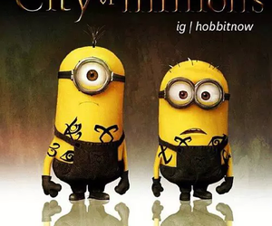 minions, the mortal instruments, and city of bones image
