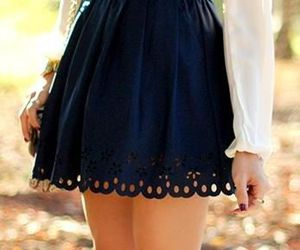 fashion, style, and skirt image