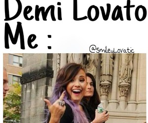 demetria devonne lovato, hair, and hate image