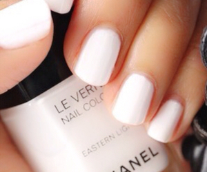 beauty, Blanc, and chanel image