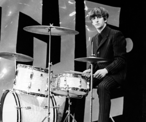 60's, ringo starr, and beatles image
