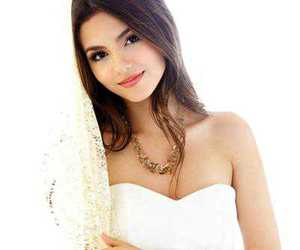 victoria justice and white image
