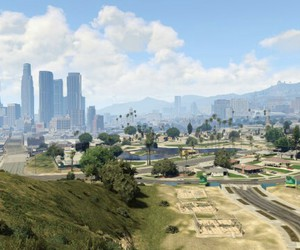 city, san andreas, and snapmatic image