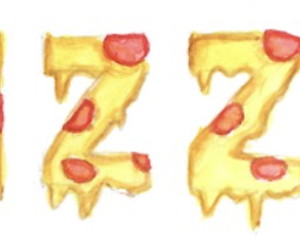 pizza, food, and transparent image