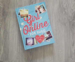 book, youtuber, and zoella image