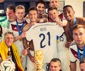 ball, deutschland, and happy image