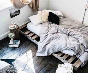 bedroom and pallet image
