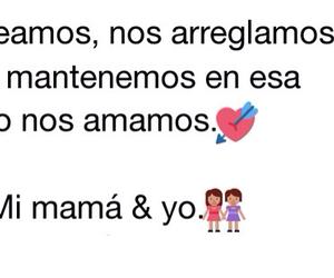 amor, mama, and nos amamos image